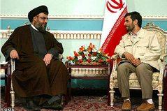 ايران والحزب